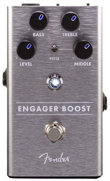 Fender 'Engager Boost' (RRP £89)